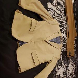 Banana Republic Mens Tailored Fit Blazer